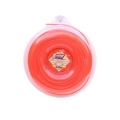 "BRUSH CUTTER TRIMMER LENOIZ  - ORANGE - SIZE (0.095"" / 2.4mm)"