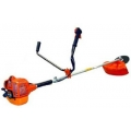 TANAKA 32CC BRUSHCUTTER WITH DUAL HANDLE
