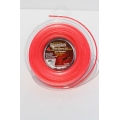 "BRUSH CUTTER TRIMMER SCORPION 1LB DONUT - RED - SIZE (0.130"")"